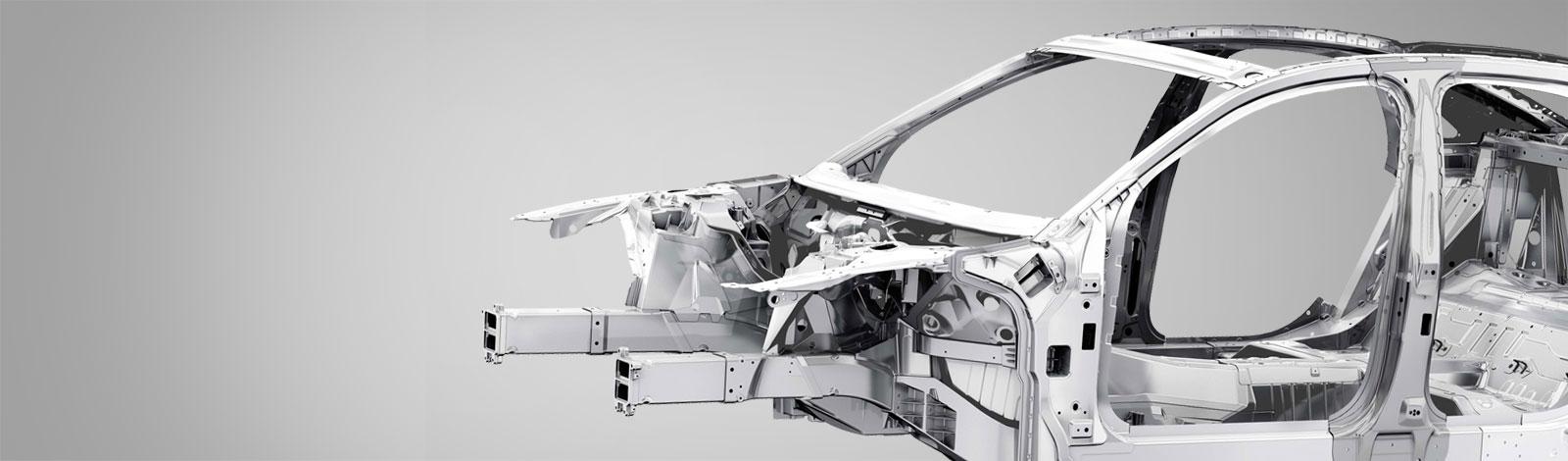 Carrozzeria Crippa - Riparazione vetture alluminio