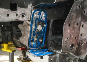 Carrozzeria Crippa - Riparazione auto alluminio