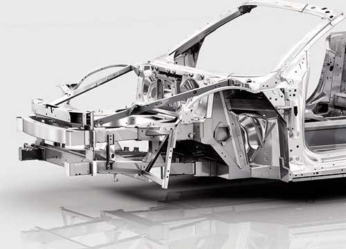 riparazione carrozzeria in alluminio